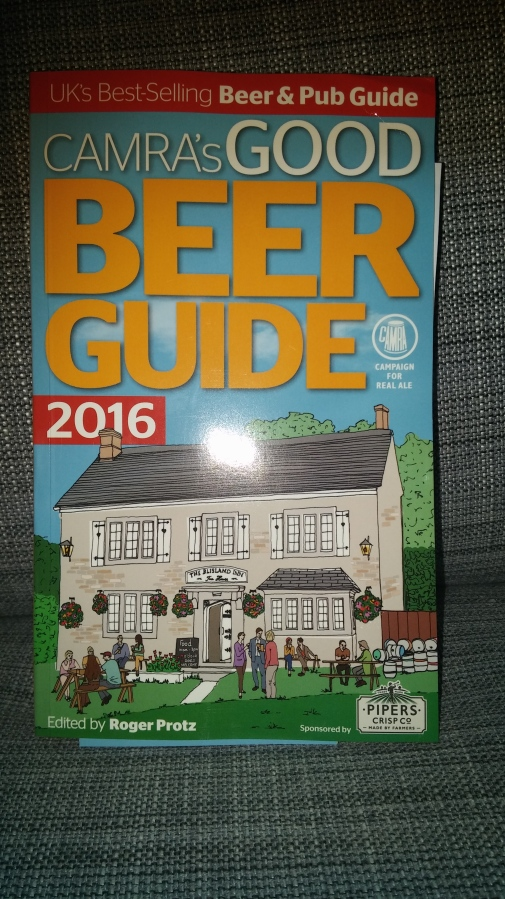 COMPLETING THE BEER GUIDE