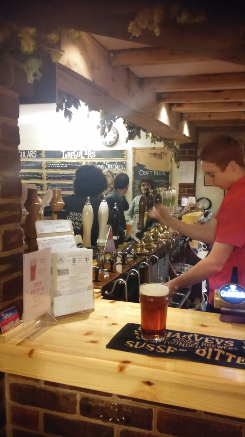 TOP 100 PUBS – THE BERRY,WALMER