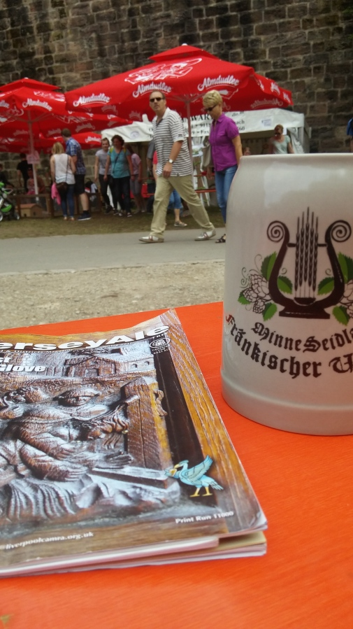 NUREMBERG BEER FEST – DON'T DRINK THE WHISKY BOCK