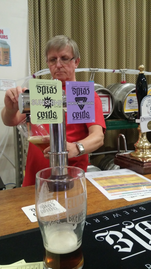 CLIFFORD CHAMPION BEER FESTIVAL – WELL NAMED