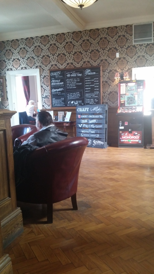 THIRSK'S SPOONS THRIVES