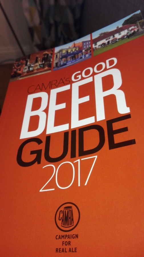 IN PRAISE OF THE GOOD BEERGUIDE