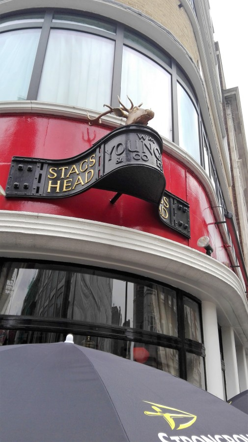 THE STAG'S HEAD – A BASIC GEM IN W1