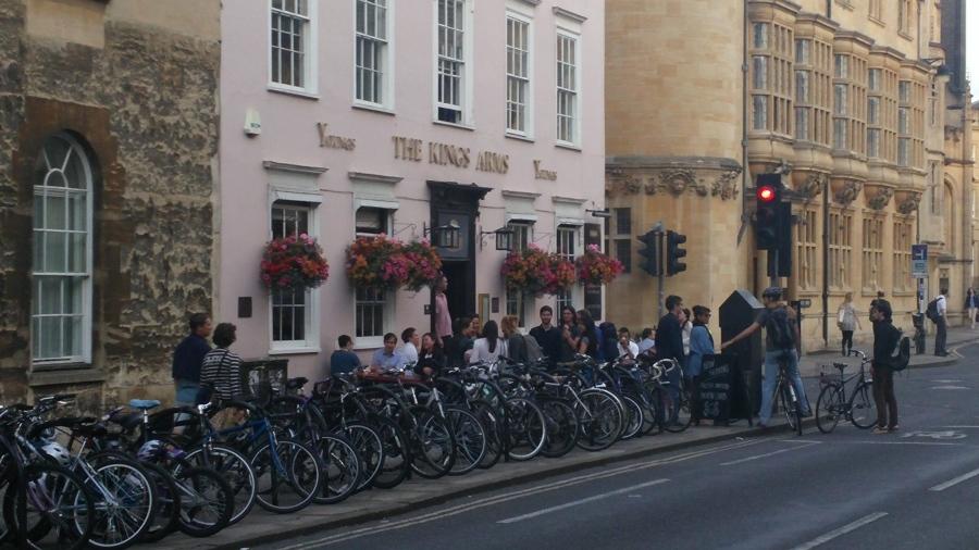 OXFORD v CAMBRIDGEREVISITED