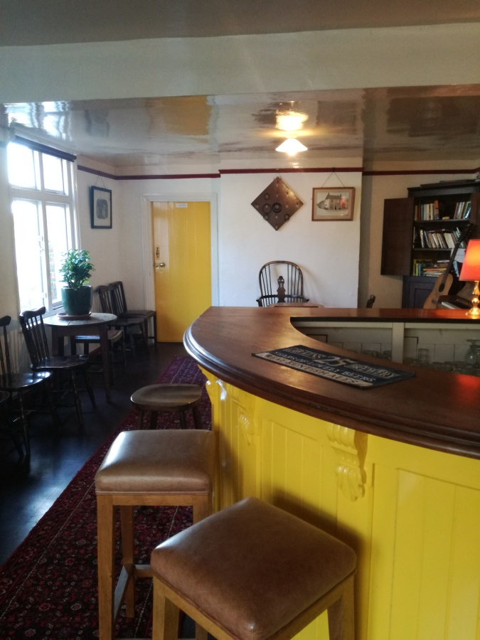 THE QUEEN'S ARMS, COWDEN POUND – AN UNSPOILT CLASSIC