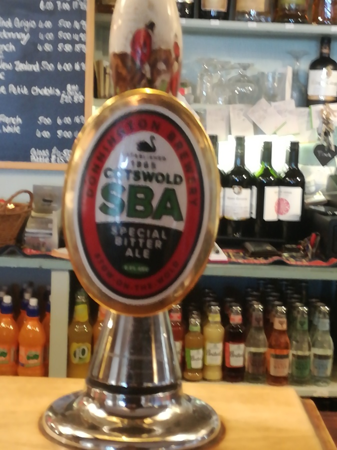DONNINGTON – NICE PUBS, SHAME ABOUT THE BEER