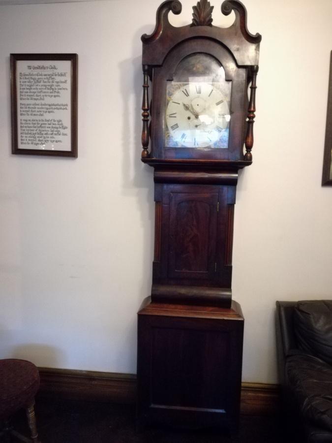 MY GRANDFATHER'S CLOCK INKOREAN.