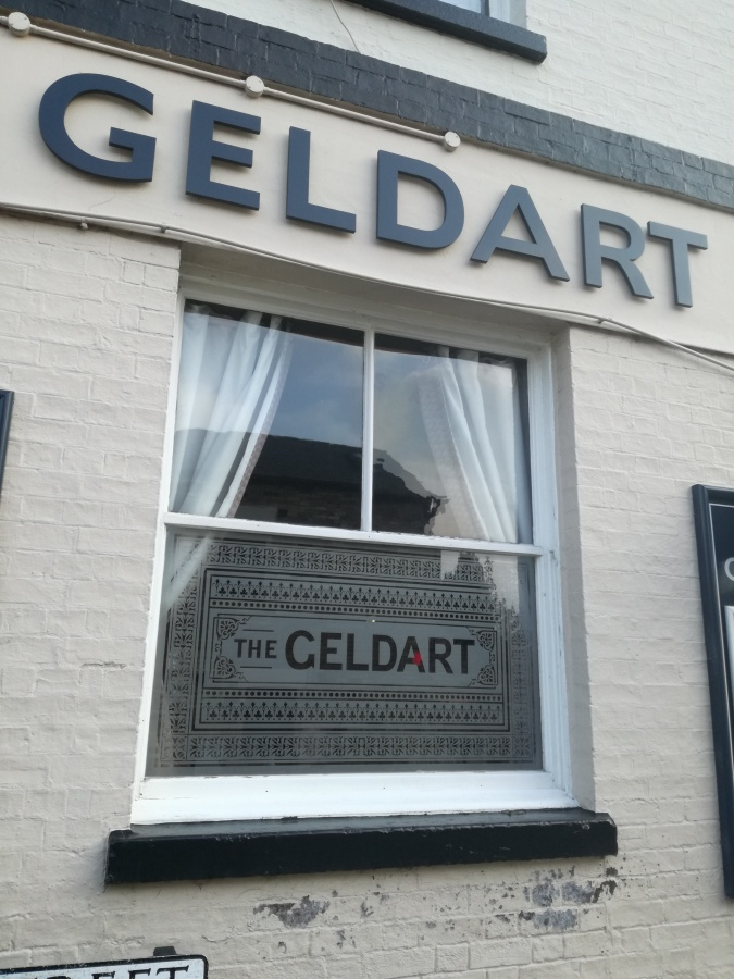 THE GELDART – AN ADULTPUB