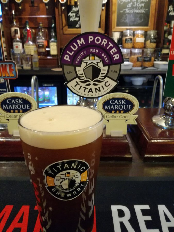THE POMPEY PLUM PORTER MIRACLE