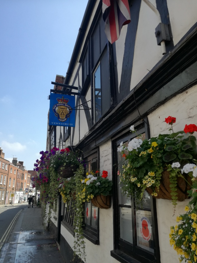 TEWKESBURY REIGNITES THE COB v BAP DEBATE