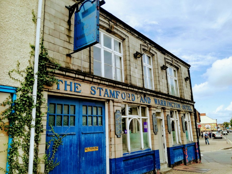 TOP 10 BASIC PUBS – THE STAMFORD & WARRINGTON HOTEL, COALVILLE