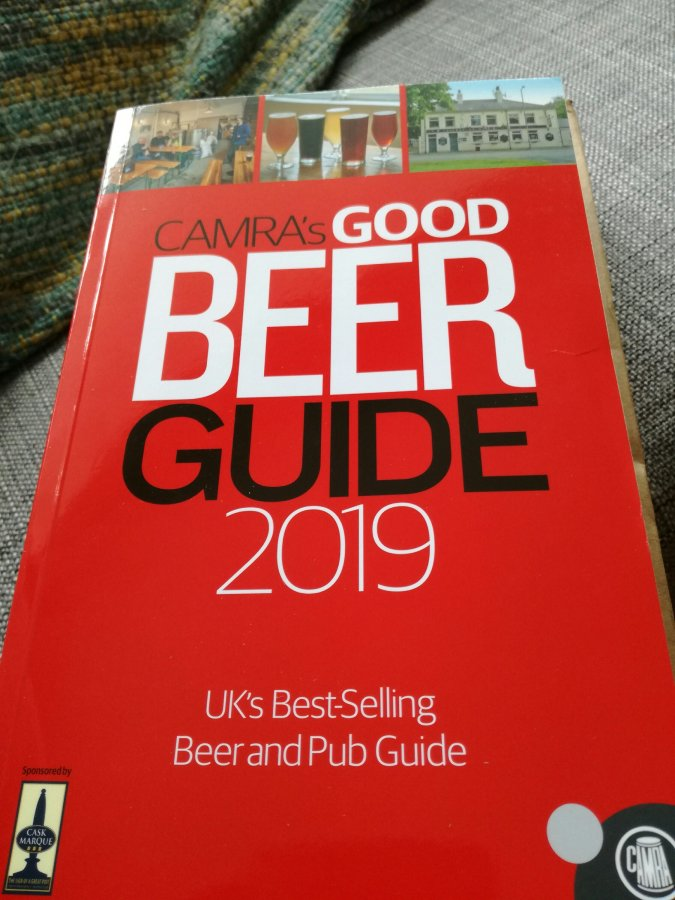 WINNERS & LOSERS IN THE NEW GOOD BEER GUIDE