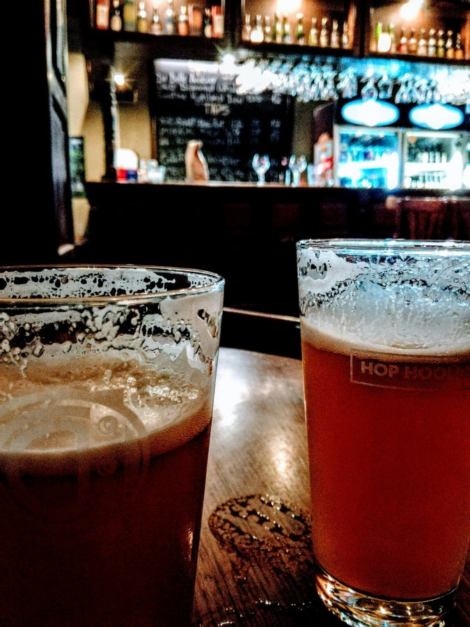 BUCHAREST – BEER O'CLOCK & THE IMPERIAL****