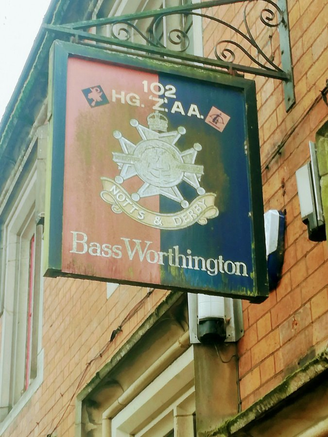DERBY – 17 HAND PUMPS AND THE BEER'S STILLGOOD