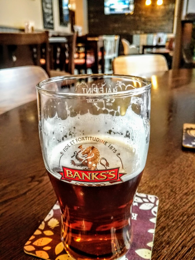 BANKS'S BREWERY TAP