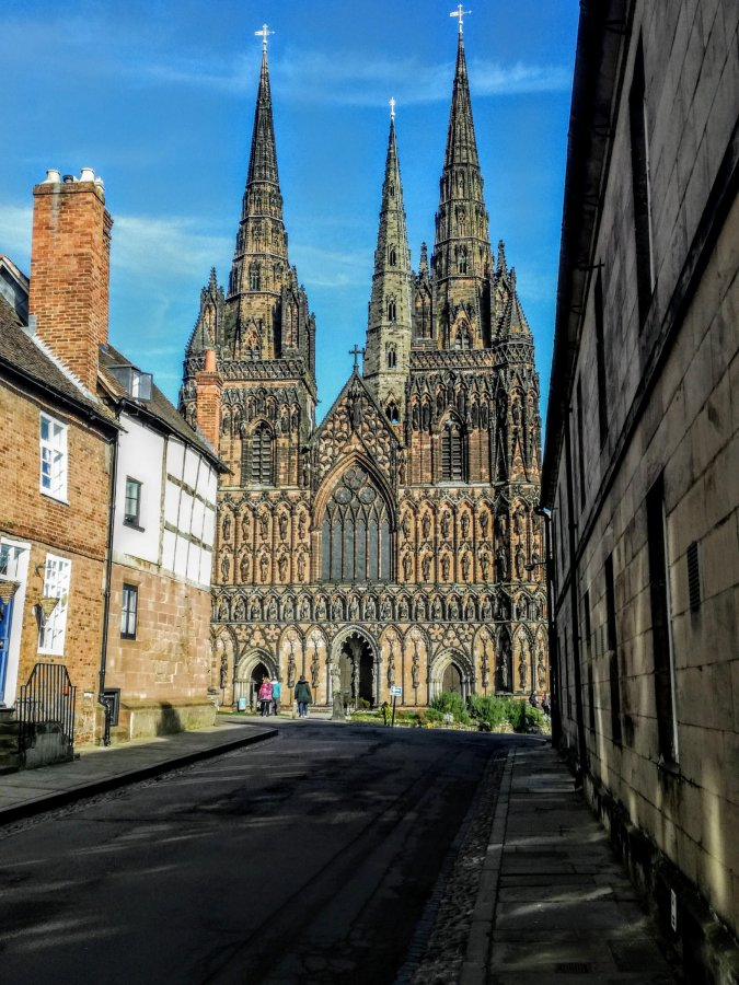 LICHFIELD CATHEDRAL(S)