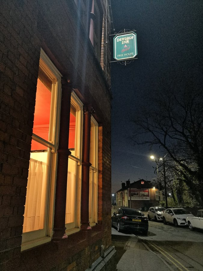 TOP 100 PUBS – DEWDROP, ILKESTON
