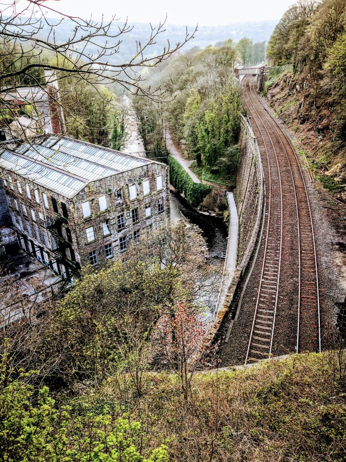MISSING THE TRAIN FROM NEW MILLS – THETRUTH
