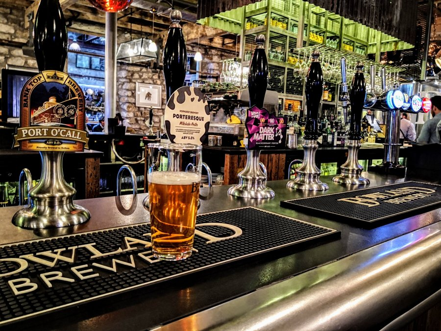 BOWLAND – 41 HANDPUMPS, WHAT CAN GO WRONG?