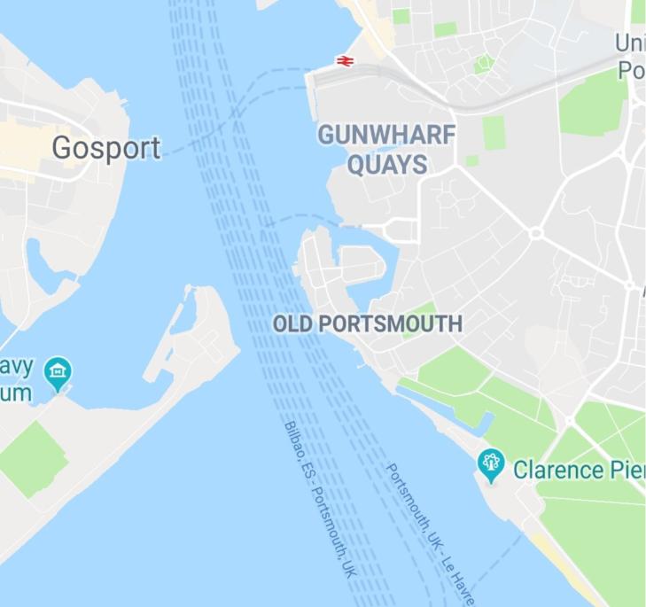 pompey gbg