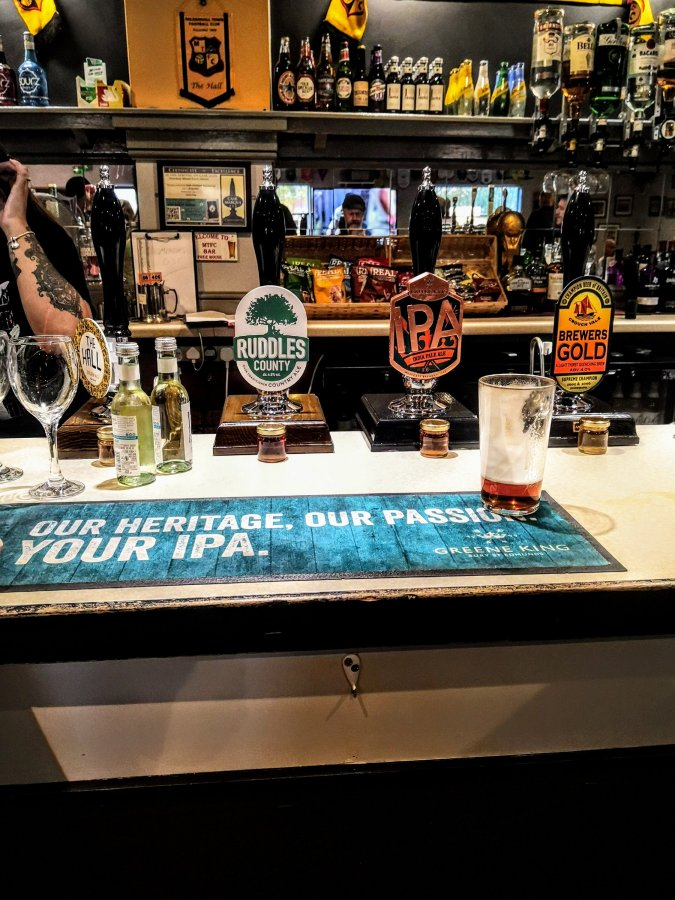 GOOD BEER GUIDE 2020 – NOT JUSTPUBS