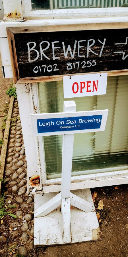 LEIGH-ON-SEA,  IT'S LOVELEIGH