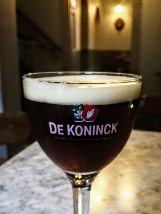 A SENTIMENTAL BOLLOCK OF DE KONINCK