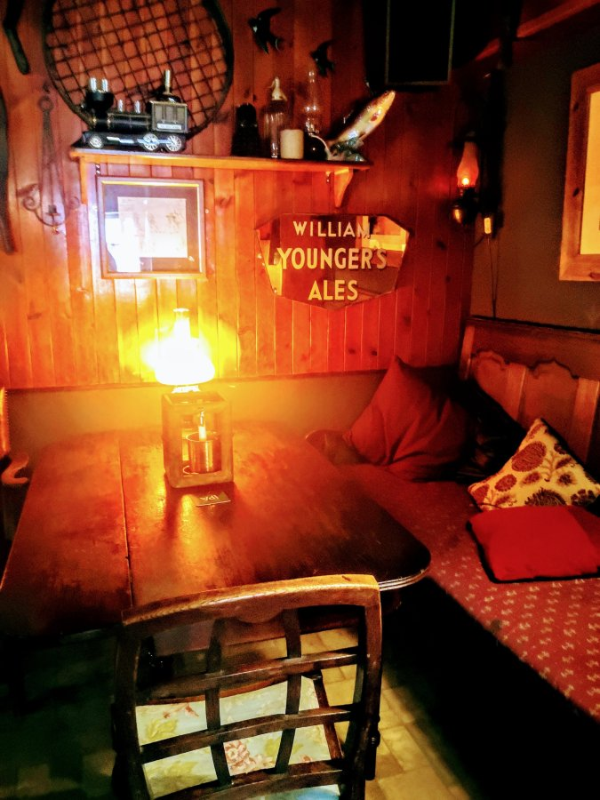TOP 100 – THE NEW INN, FOGGIELOAN
