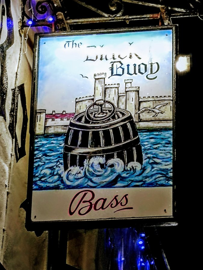 TOP 100 PUBS – BLACK BOY, CAERNARFON