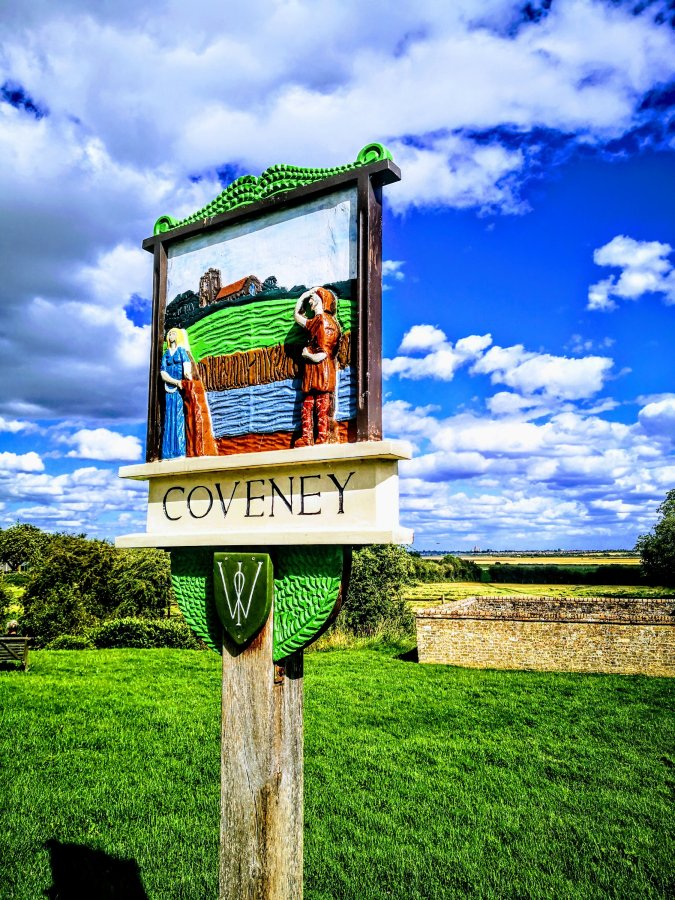 ALL ROADS LED TO COVENEY