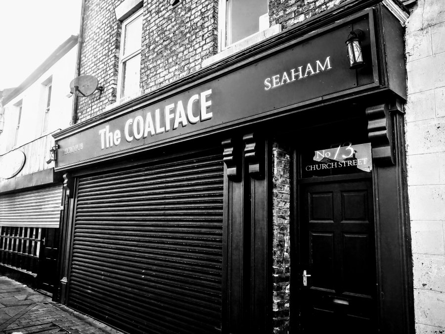 SEAHAM – FROM THE COALFACE TO THECOALHOUSE