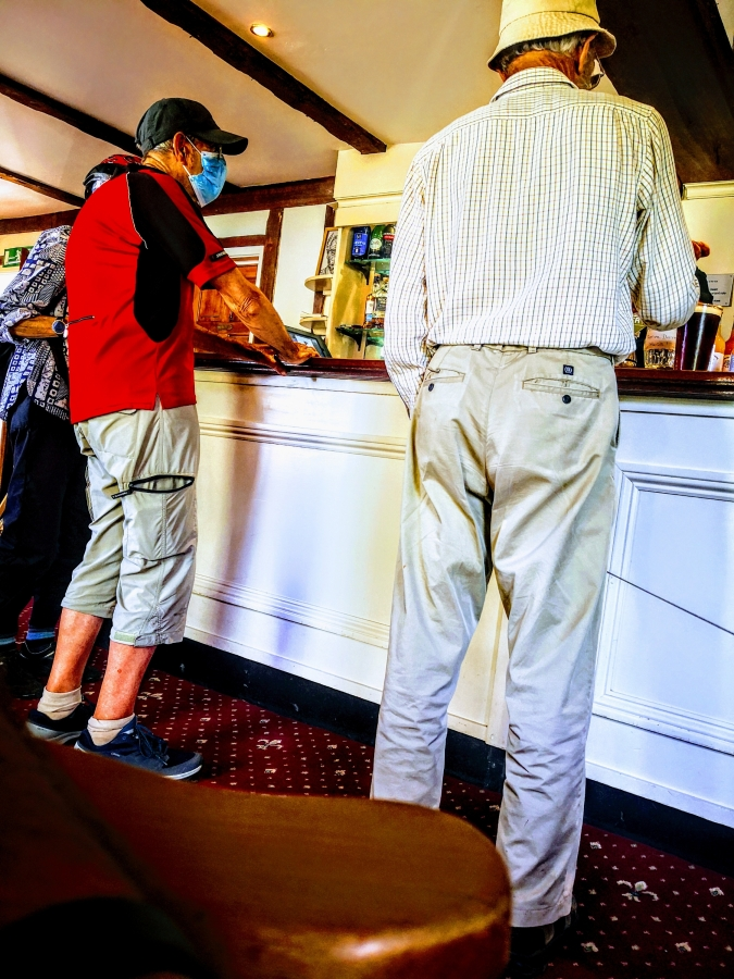 IN PRAISE OF THE PUBLICAN. AND HISPIE.
