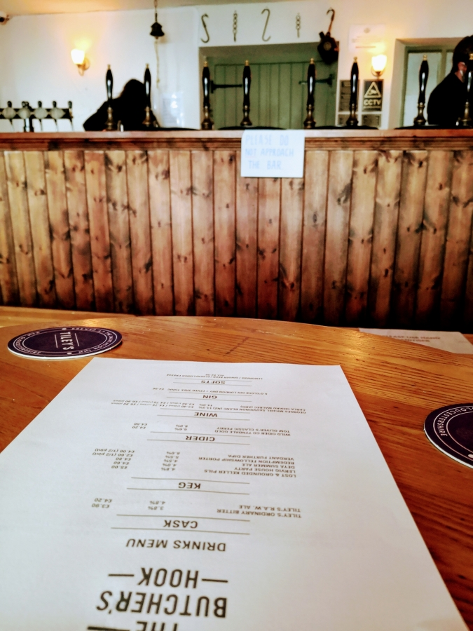 THE BUTCHER'S HOOK – NO MORE A THORNBURY IN MYSIDE