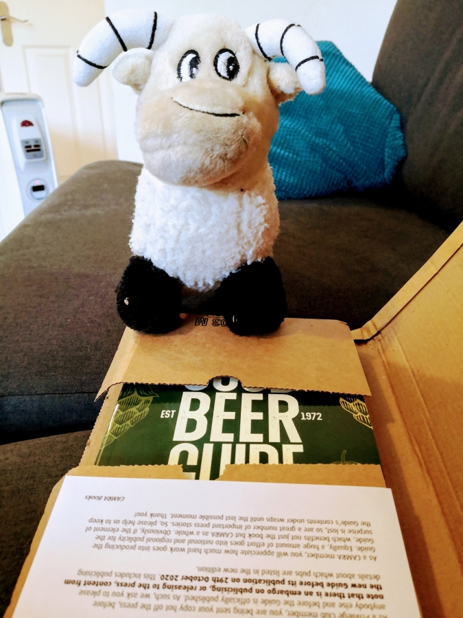 GOOD BEER GUIDE '21 – A TRIUMPH INADVERSITY