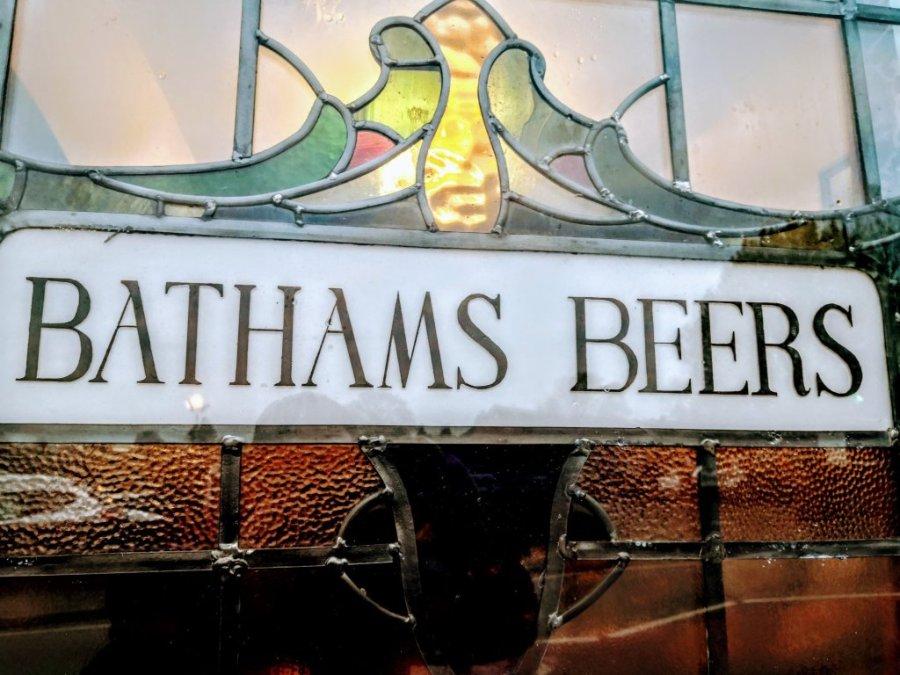 BOSTIN BATHAMS