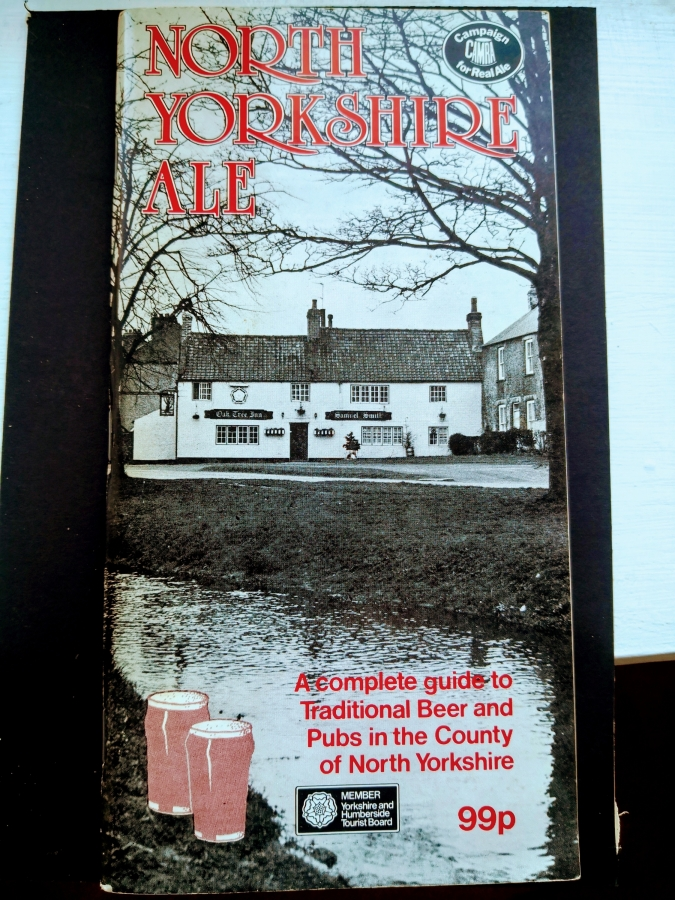 PROPER CHOICE IN NORTH YORKSHIRE PUBS IN 1980