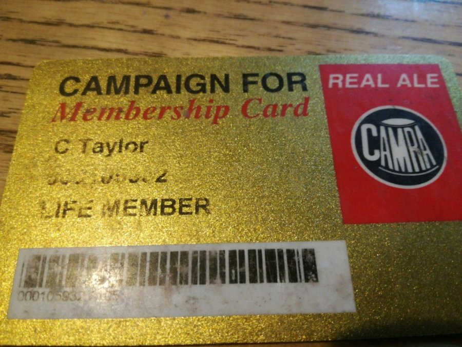 50 CHEERS FOR CAMRA!
