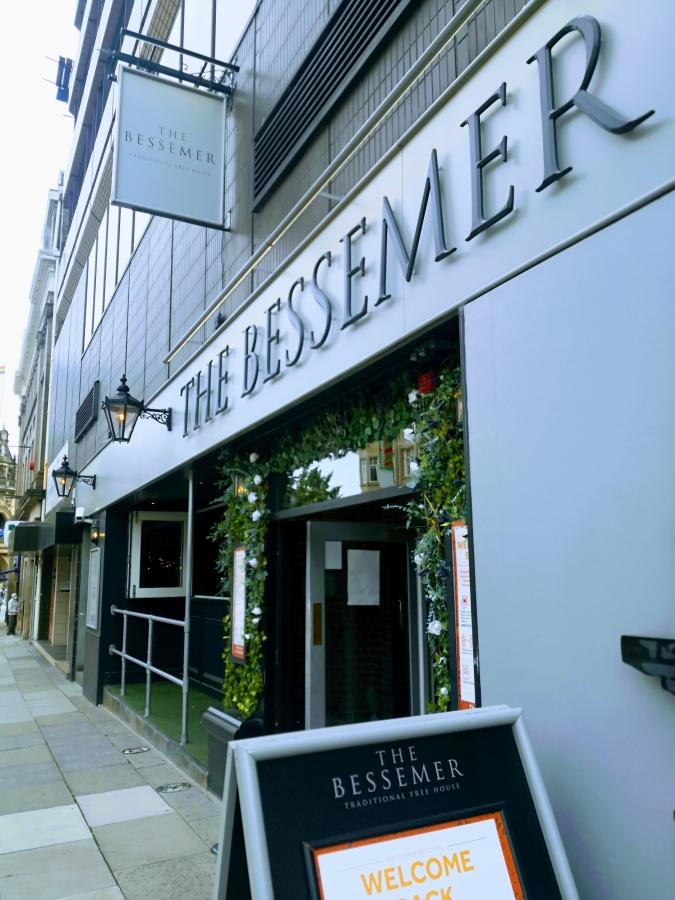 The Bessemer, No.1 pub in Sheffield (on WhatPub)