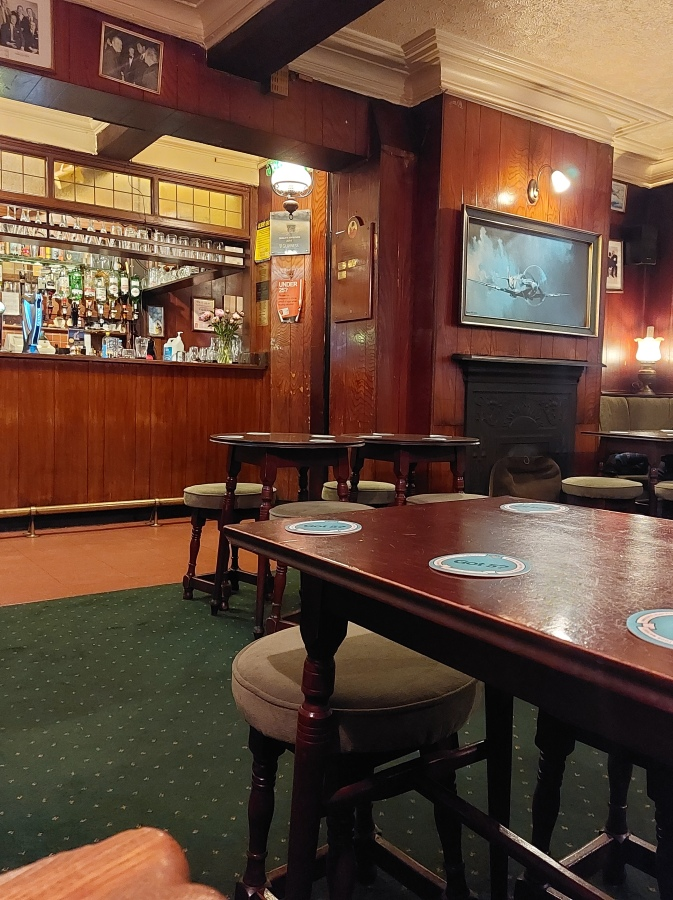 MORE GREAT SHEFFIELD PUBS TO AVOID THE FOOTBALLIN