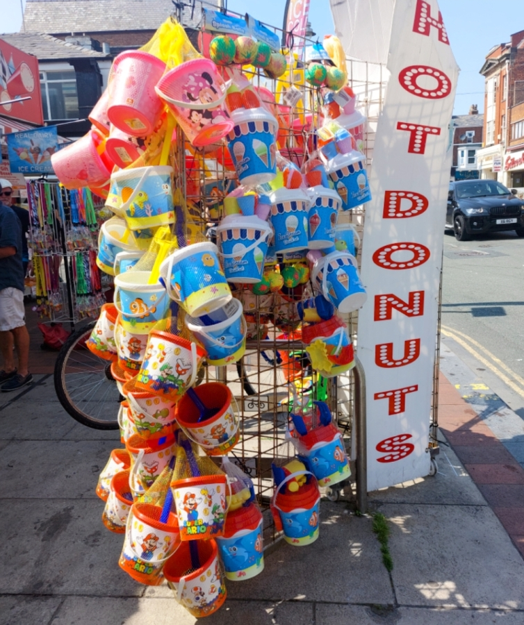 SOUTHPORT – ON THE BLACKPOOL JANETRAIL